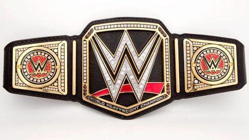 Wwe Belts World Heavyweight Championship Wwe Championship Belts