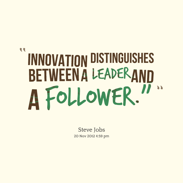 Creativity And Innovation Quotes: Pin By Innovation Steps On What Is Innovation