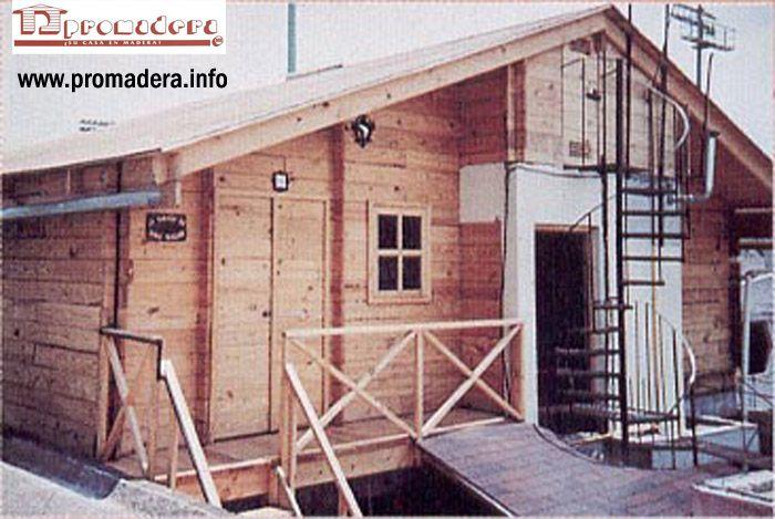 Como puedo construir mi estudio en el techo de mi casa? con casas de ...