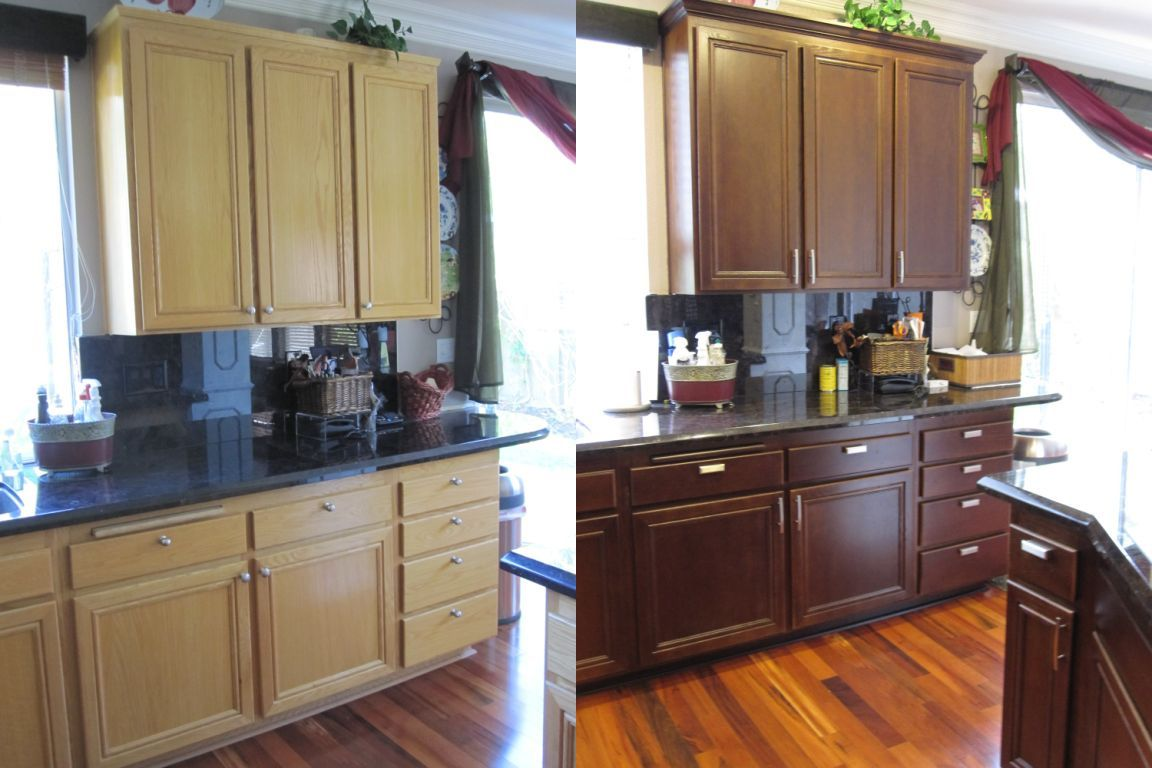 Change Color Of Kitchen Cabinets - Diy Kitchen Countertop ...
