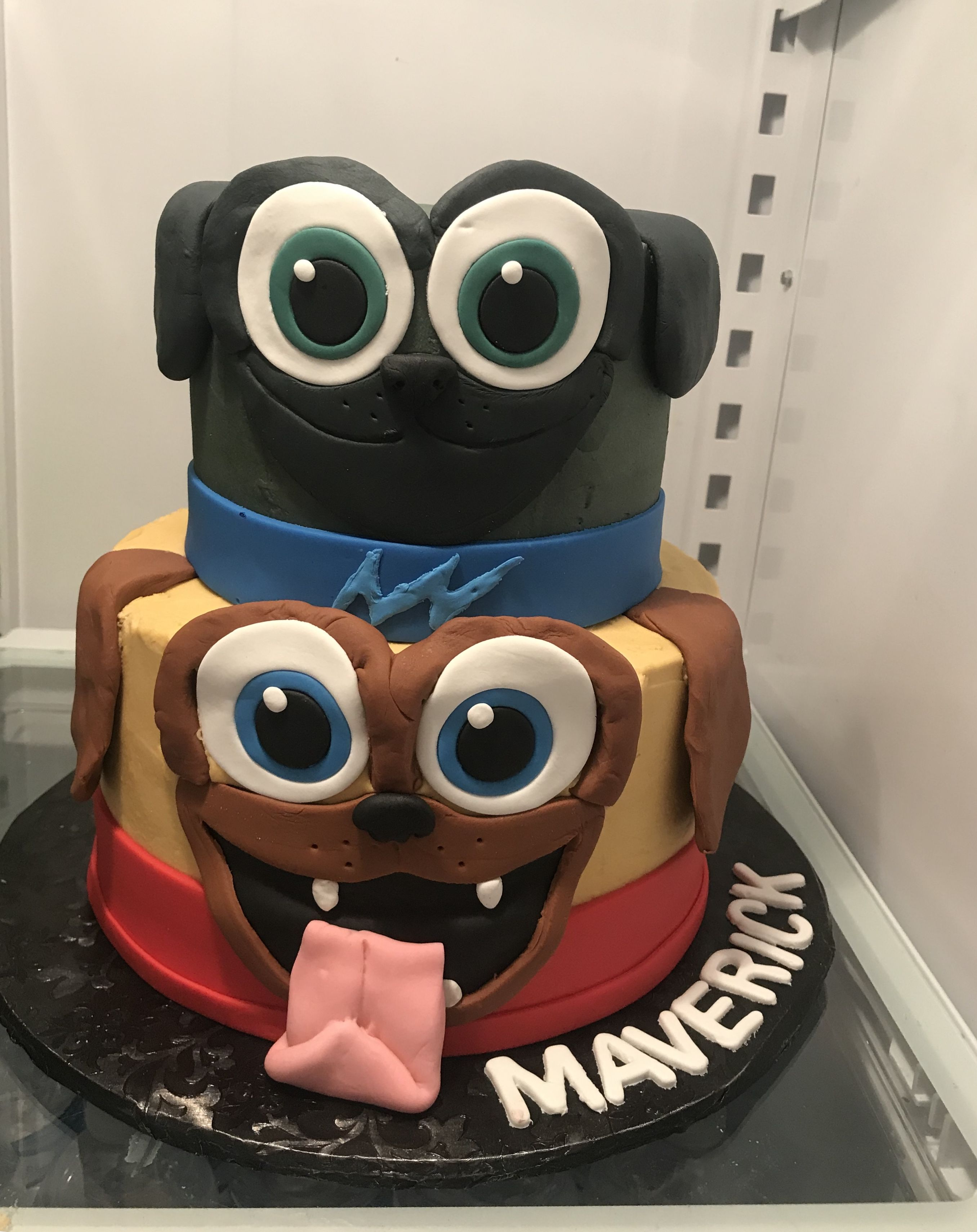 Puppy dog pals cake dogs and puppies puppies pals