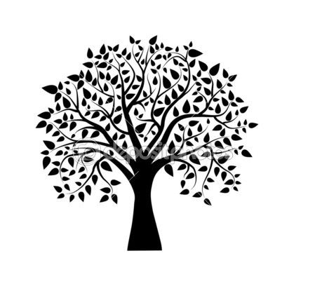 tree drawings - Google Search | My Style | Pinterest ...