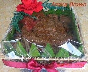 Hantaran Wajik Gift Tray Gifts Fruit