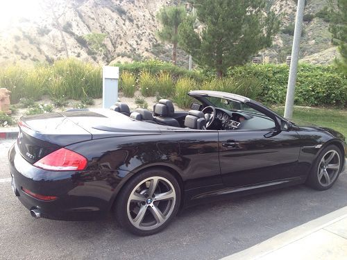 2008 Bmw 650 I Sylmar Ca 9791634870 Oncedriven With Images