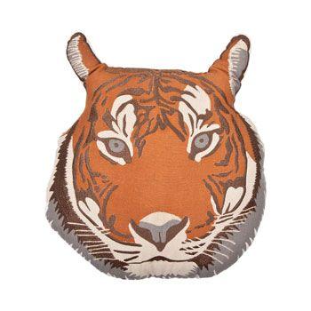 Kissen Kids mit Tiger