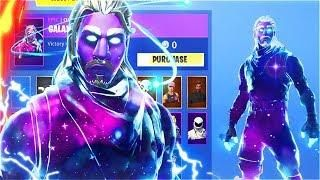 Galaxy Skin Fortnite Free Emulator | Fortnite Battle Royale Coloring