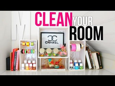 Clean Your Room 7 New Diy Organizations Tips Hacks Youtube