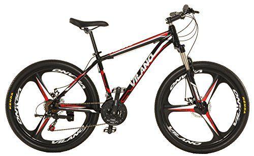 e3cc9dd0c Vilano 26″ Mountain Bike Ridge 2.0 MTB 21 Speed Shimano with Disc Brakes