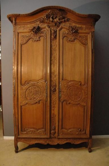 armoire normande antiques pinterest armoire normande normand et armoires. Black Bedroom Furniture Sets. Home Design Ideas