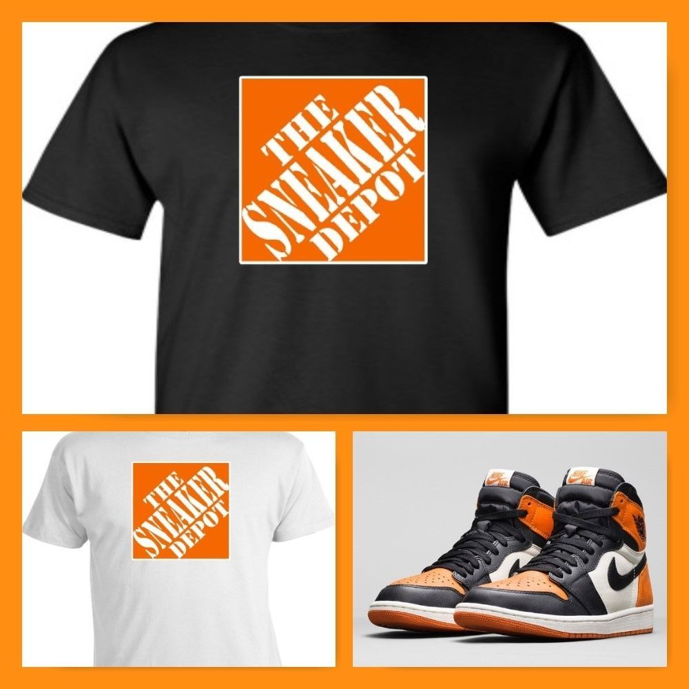 236e2718 EXCLUSIVE TEE SHIRT TO MATCH THE NIKE AIR JORDAN 1 SHATTERED  BACKBOARDS-DEPOT #COPEMCUSTOMS #GraphicTee