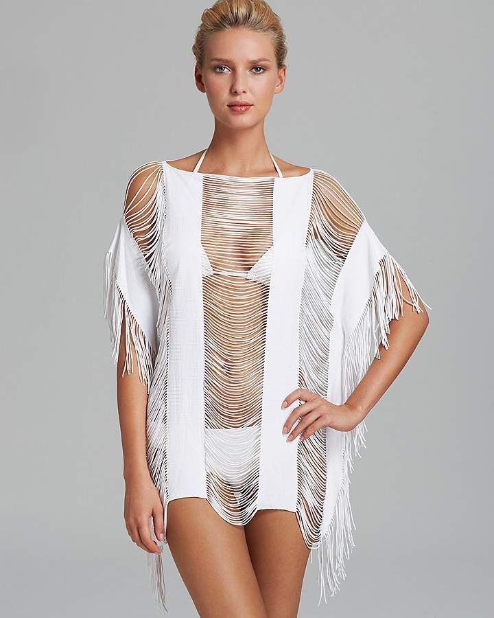 54c835fa27 Pilyq Monique Swim Cover-Up | Products | Pilyq, Swimsuit cover ...