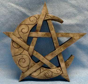 Wiccan Symbols For Protection | Wicca | Wiccan Altar | Pentagram