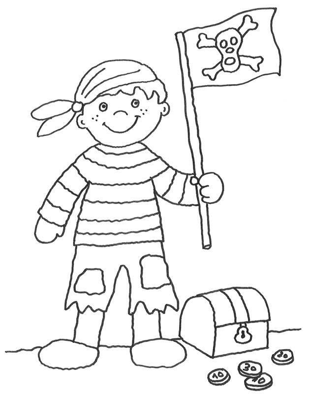 bildergebnis für malvorlage piratenschiff  piraten