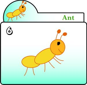 how to draw an ant there are other insects too drawing