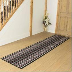 Bambus Seide Loom - Hell Natural Teppich 80x250 Moderner, Läufer Teppich RugvistaRugvista #hallwaydecorations