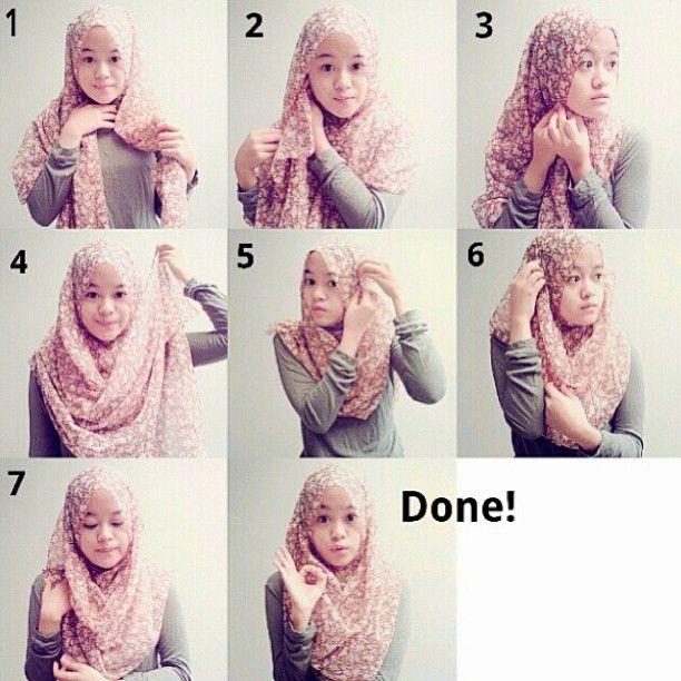 Hijab Tutorial Hijablogger Ms Hijablogger 39 S Instagram Photos Hijab Tuto Pinterest