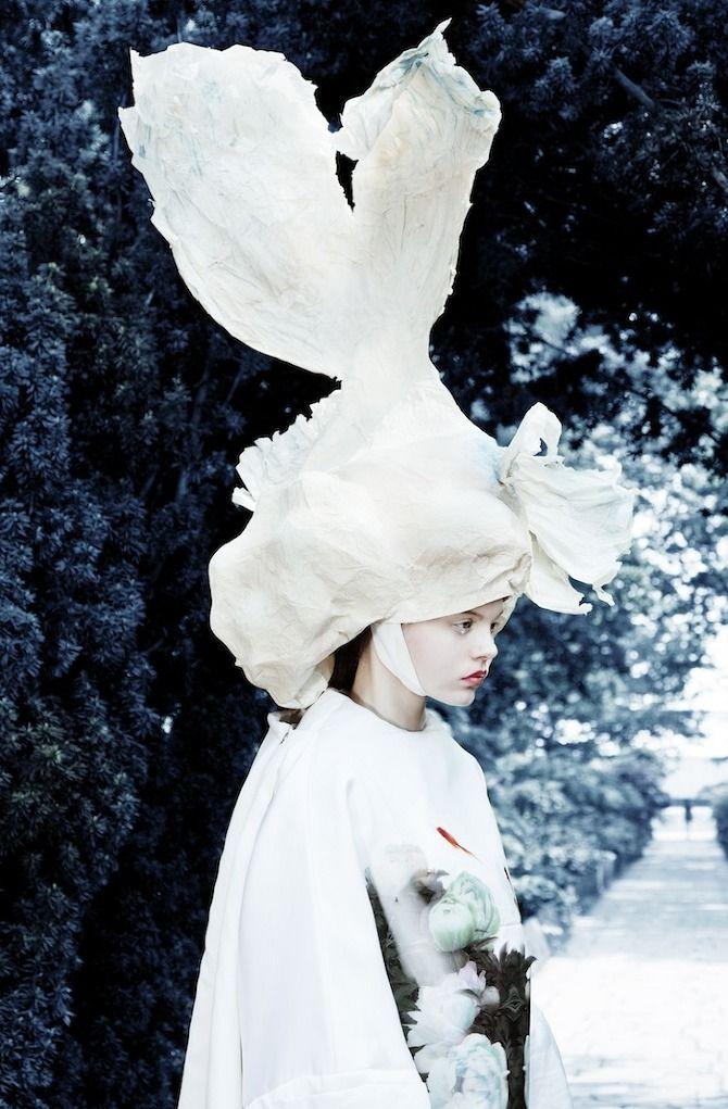 Dido Liu: A/W 2012 - Thisispaper Magazine