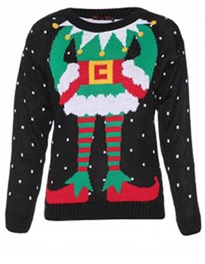 tricoter son pull de noel