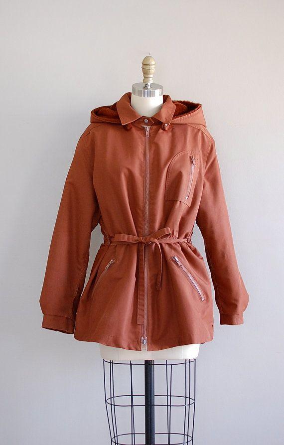 vintage Hideaway anorak     #vintage #vintagecoat