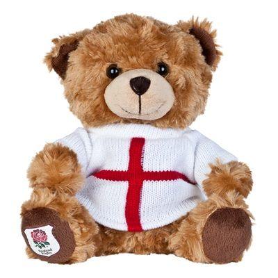 England Knit Sweater Bear: England Knit Sweater Bear #EnglandRugbyShop #EnglandRugbyStore #EnglandRugby