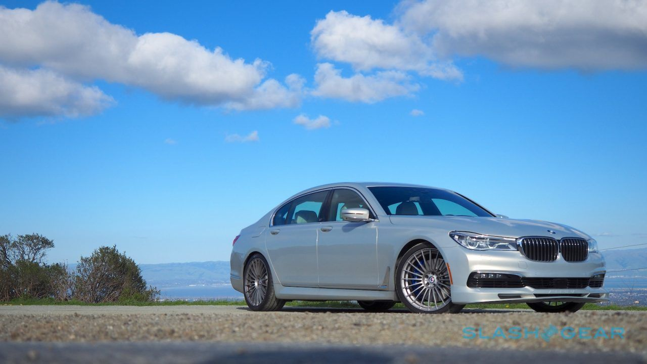 Alpina B Review A BMW M By Any Other Name SlashGear BMW - Bmw m7 alpina