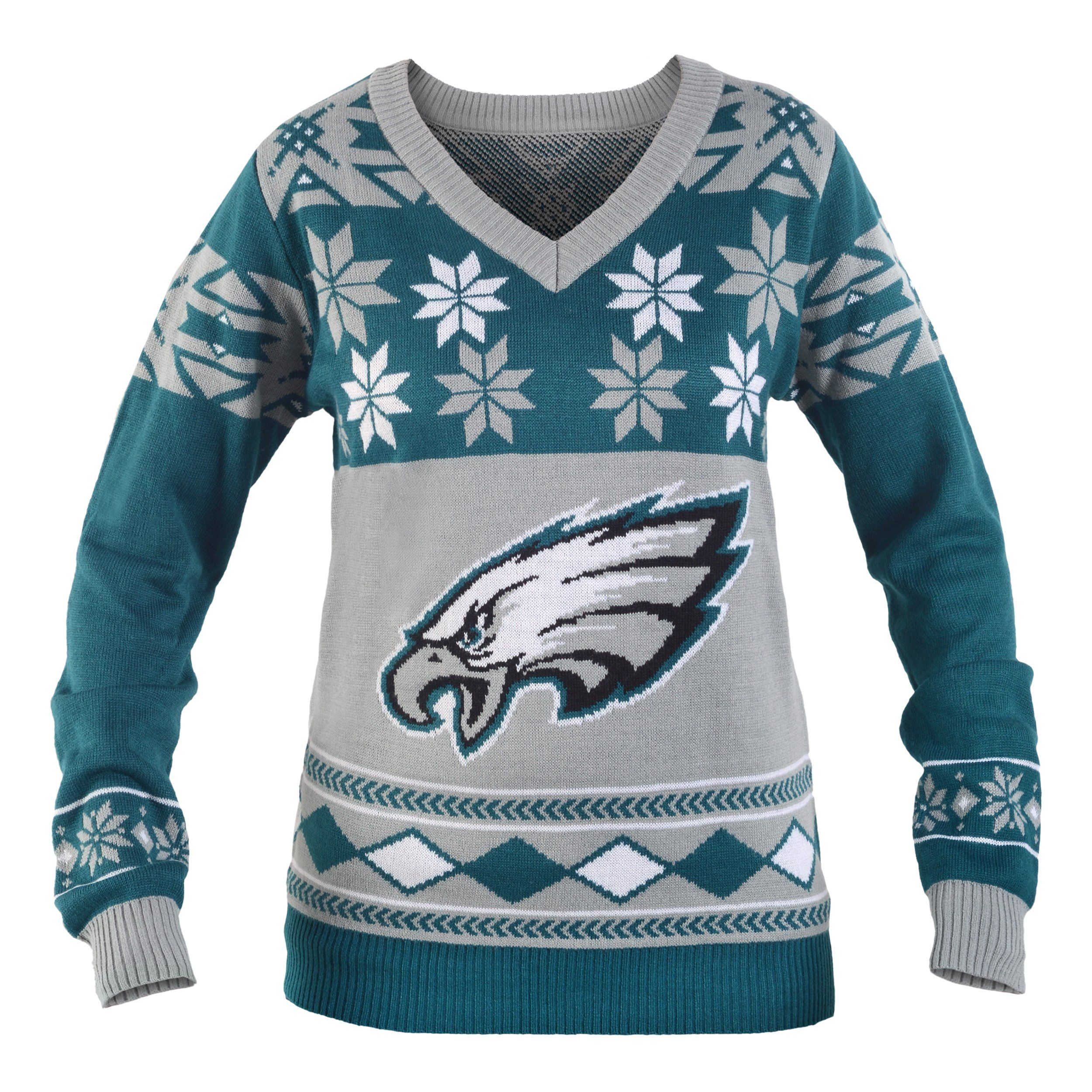 Philadelphia Eagles Ugly Christmas Sweaters | H-Football ...