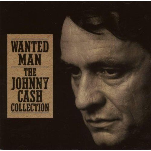 Wanted Man Collection By Cash Johnny On Audio CD Album Import 2008