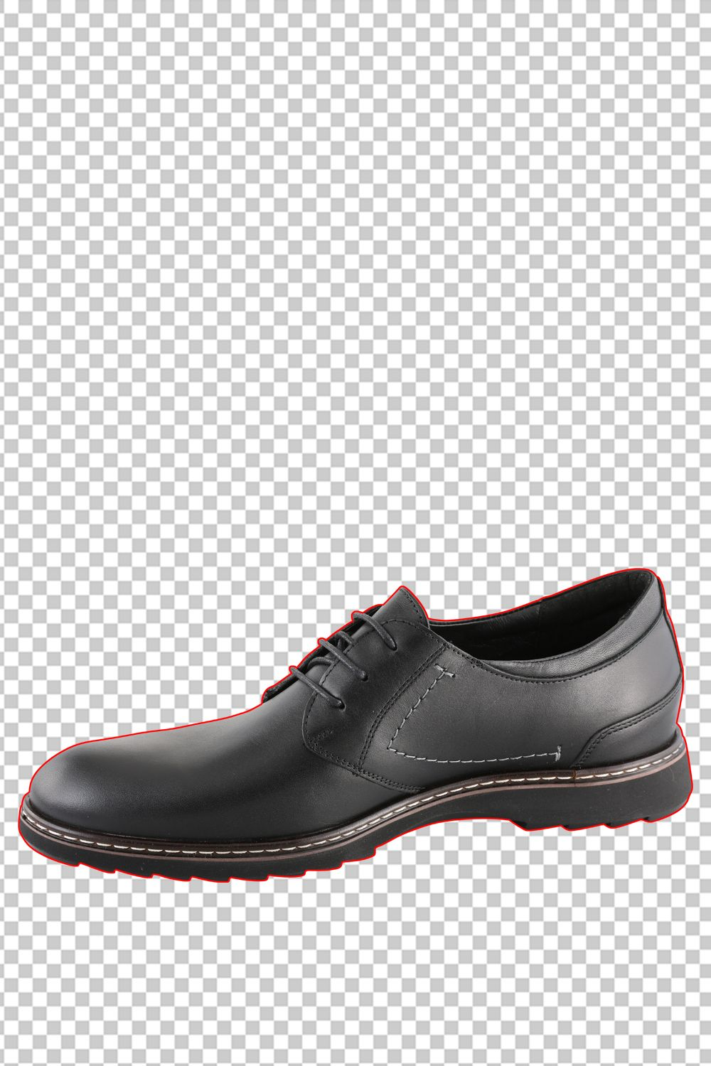Image editing service to remove background from images with many anchor points and multiple paths are called medium-level Clipping Paths. #transparentbackground #clippingpath #photoediting #backgroundremove #shoes