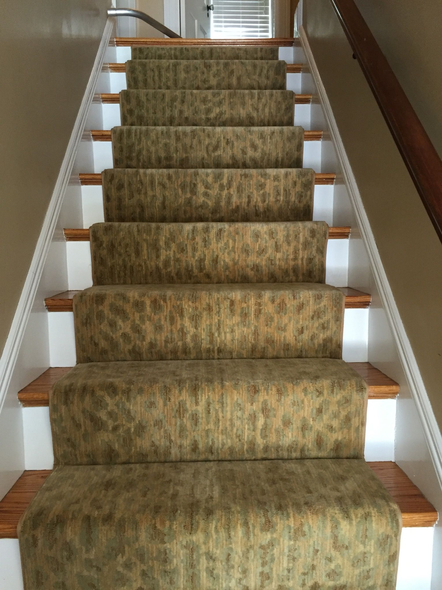 Stair Carpet Runner Stairs Runners Historic Homes Animal Prints