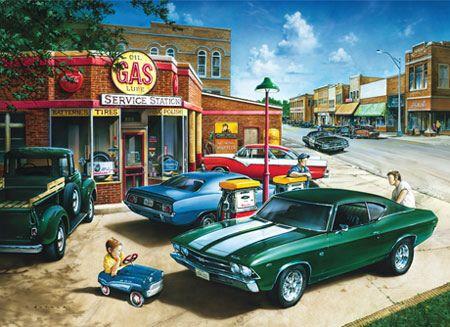 Muscle Car Dreams Automotive Artwork D Pinterest Cars