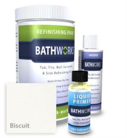 BathWorks DIY Bathtub Refinishing Supplies: Tub,Tile,Sink ...