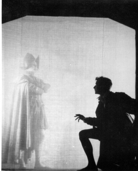 Image result for ghost scene in hamlet in painting