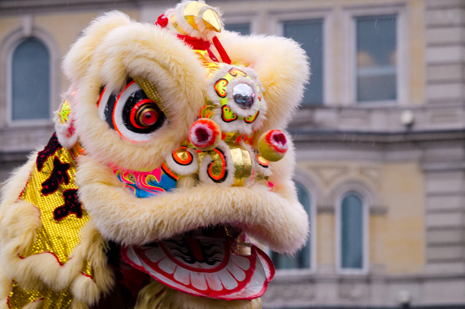 Pin On Chinese Lion Dance