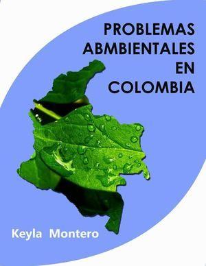 Problemas ambientales en colombia.