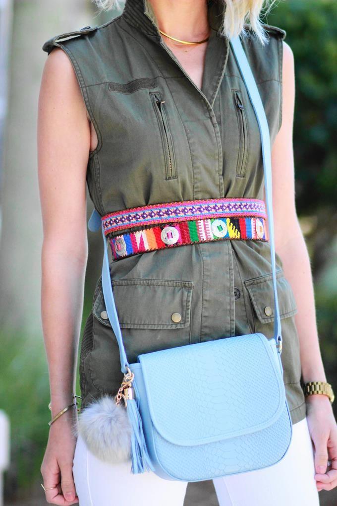 GiGi New York   Belle De Couture Fashion Blog   Hydrangea Kelly Saddle