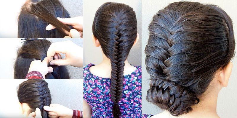 2 Type Different Spanish Braid Hairstyle See Tutorial Lsw9 Braided Hairstyles Hair Styles Hairstyle