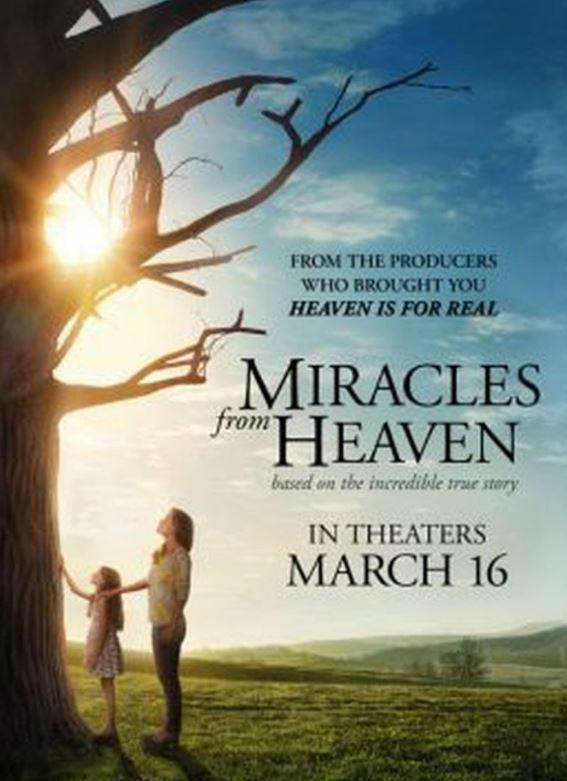 Csodák a mennyből - keresztény film