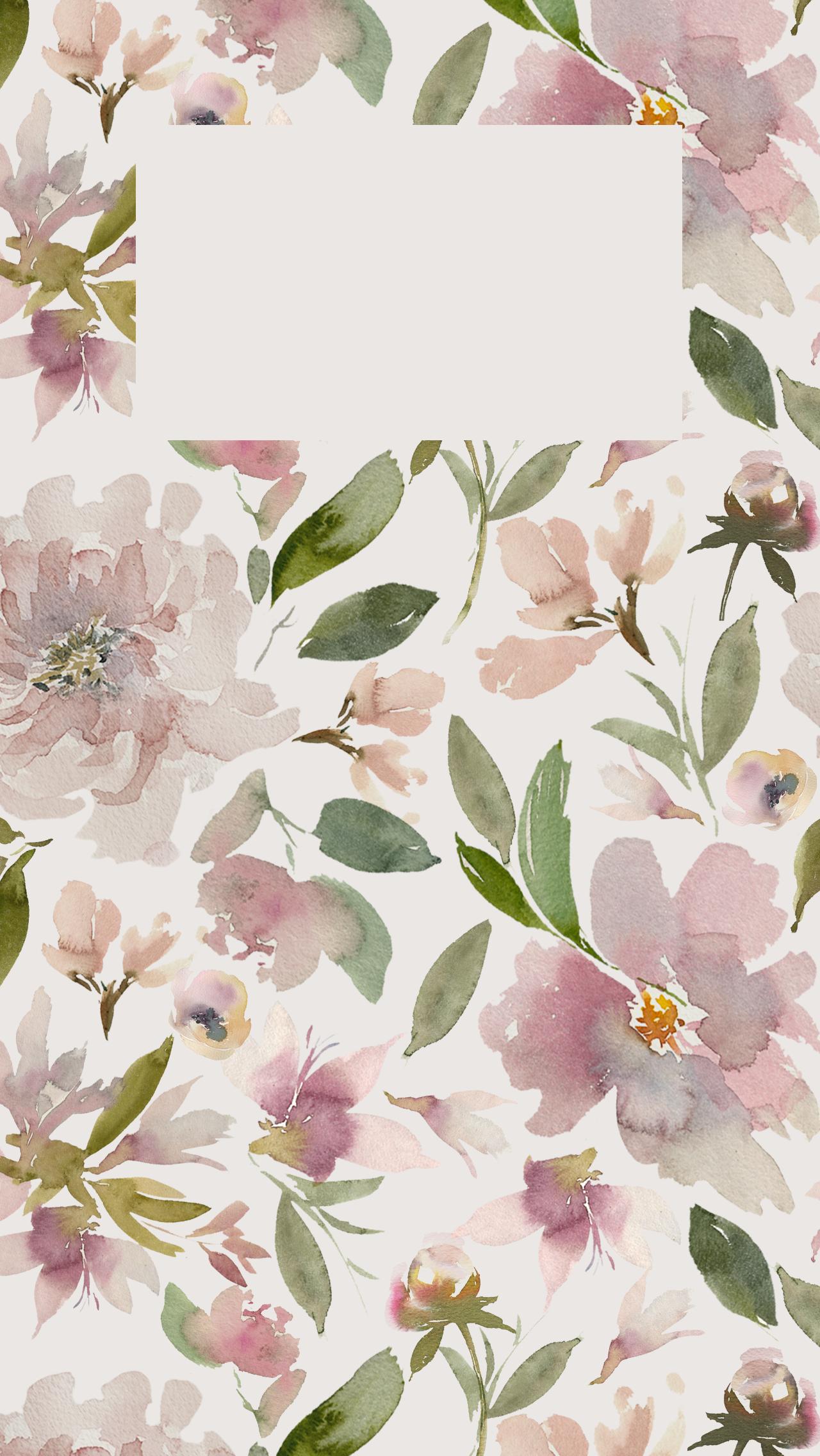Pattern Free Ipad Wallpaper Free Iphone Wallpaper Floral Flowers Illustration Floral Wallpaper Iphone Free Ipad Wallpaper Pattern Wallpaper