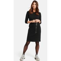 Photo of Jersey dress with belt black Gerry Weber