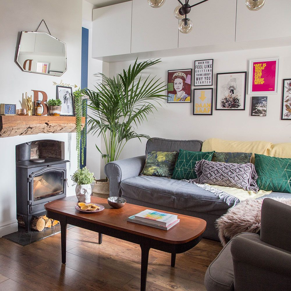 Sweet 25 Of the Coolest Ways How to Make Small Living Room ...