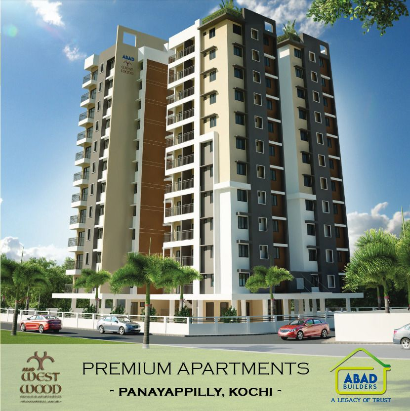 Abad West Wood Premium Apartments In Panayilly Cochin Visit
