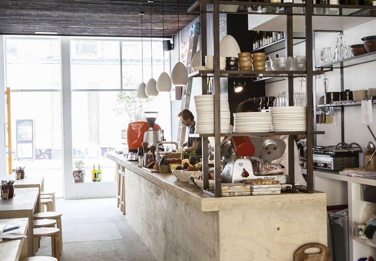 Ducksoupu0027s newborn sibling Rawduck hatches in Hackney Cafes - restaurant statement