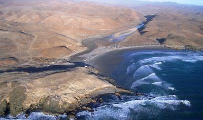 Valle de los Cirios 012