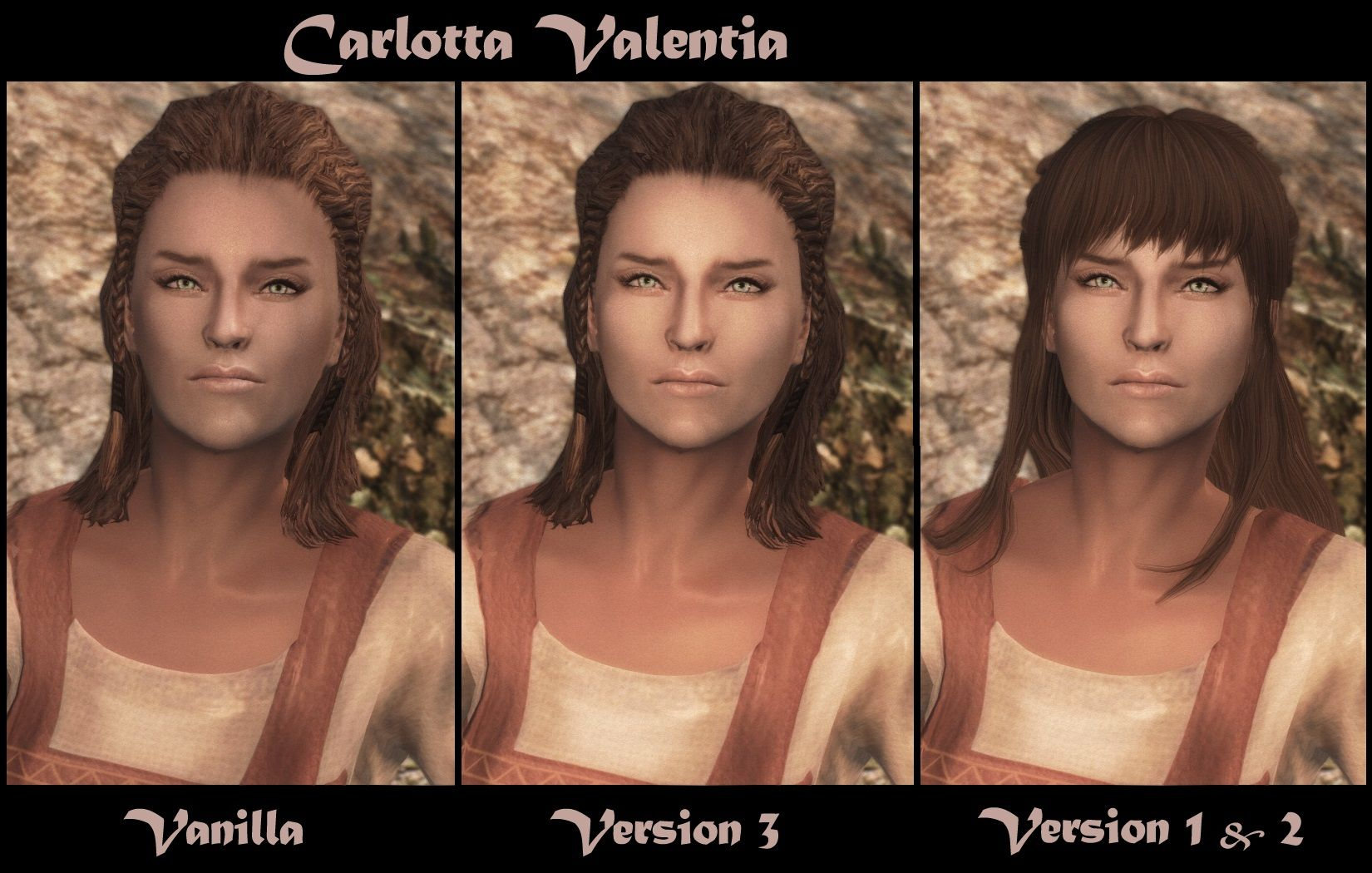 Inhabitants of Skyrim - NPC Overhaul at Skyrim Nexus - mods and