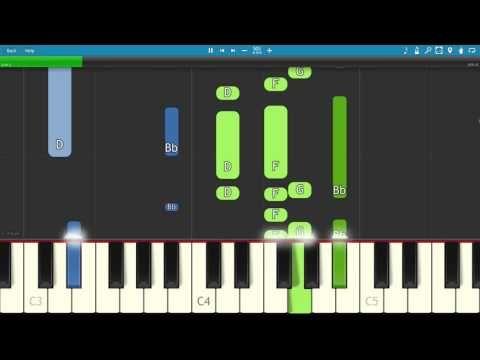 Marc E Bassy - Morning - Piano Tutorial | Piano Tutorials