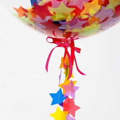 Superstar balloon