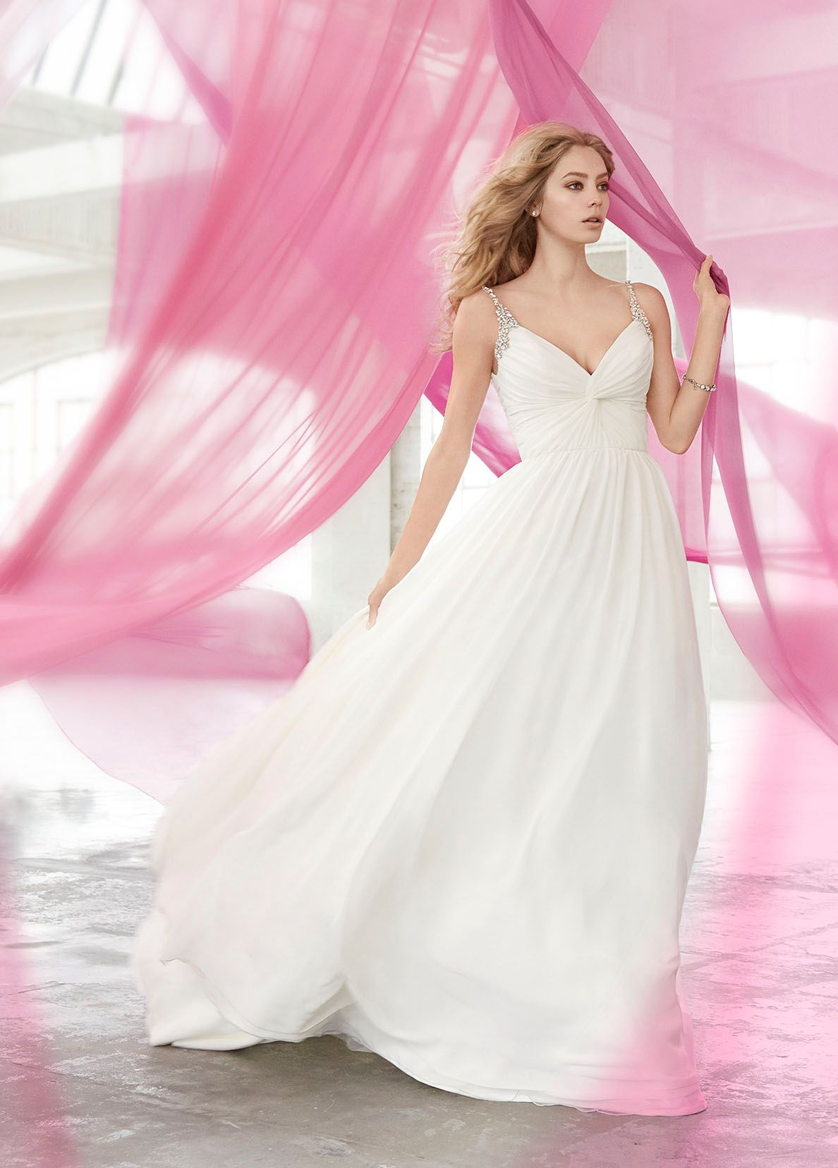 Blush by Hayley Paige - 1601 - Moonie Gown. Find this dress at ...