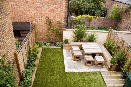 Patio Garden Seating Modern House Patios Gardens Seating Garden