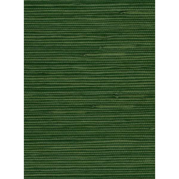 Jute Grasscloth Wallpaper In Dark Green From The Natural Resource Coll In 2021 Grasscloth Wallpaper Green Wallpaper Dark Green Wallpaper