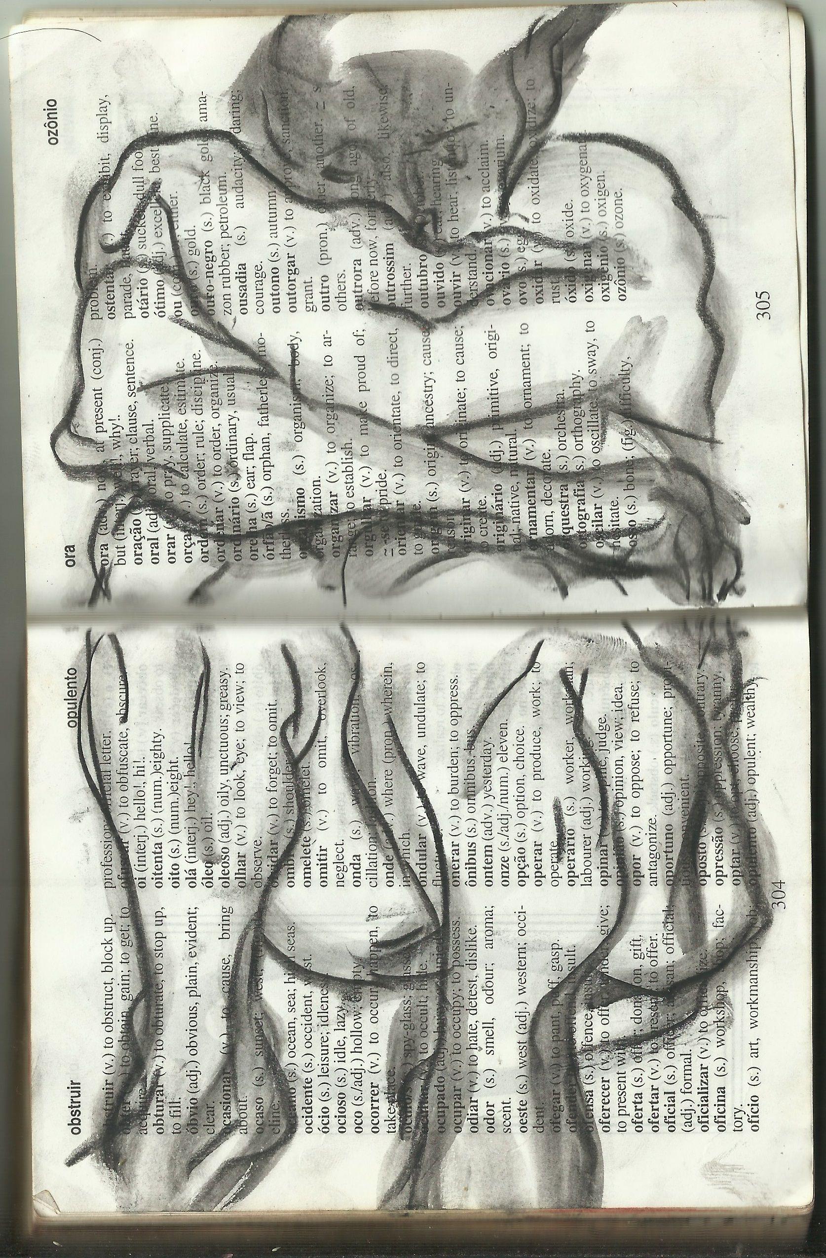 Carne ferida-desenho-Raylander Mártis
